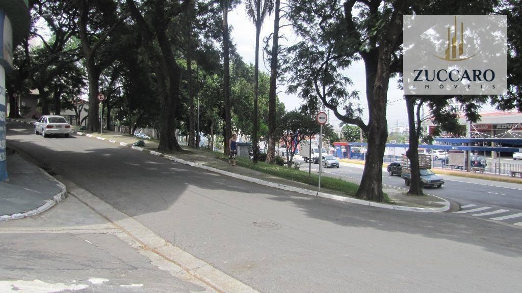 terreno para alugar, 349 m² por r$ 2.500,00/mês - vila augusta - guarulhos/sp - te0465