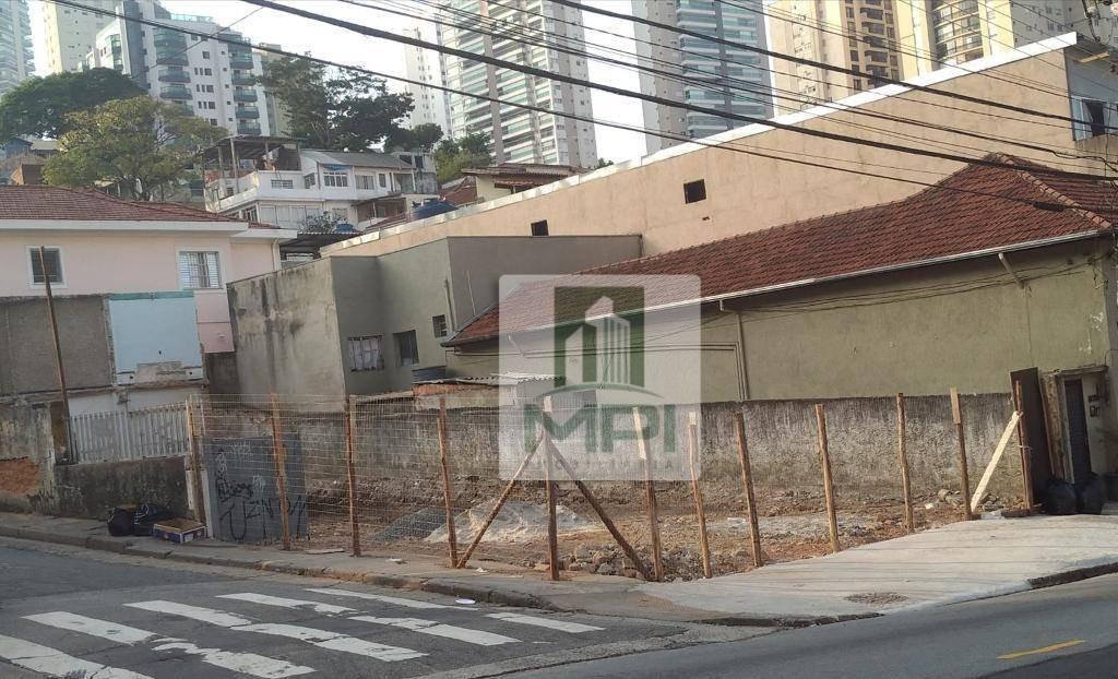 terreno para alugar, 370 m² por r$ 15.000/mês - santana - são paulo/sp - te0046