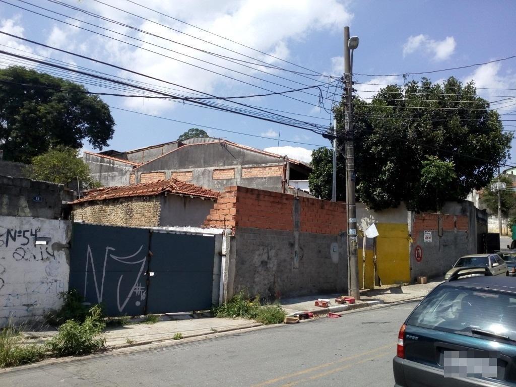 terreno para alugar, 391 m² por r$ 1.700,00/mês - cidade parque alvorada - guarulhos/sp - te0334