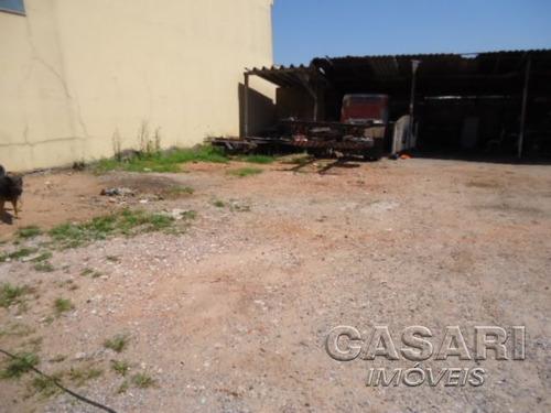 terreno para alugar, 400 m² - vila tupi - são bernardo do campo/sp - te3791