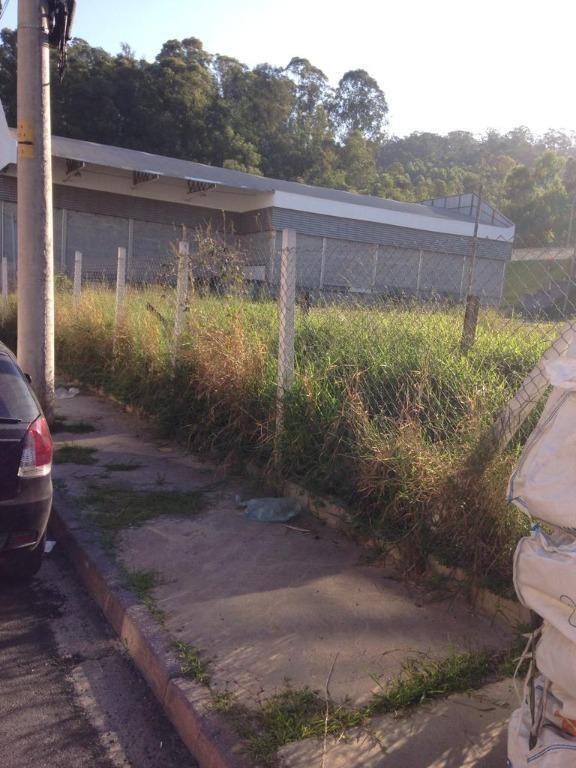 terreno para alugar, 4000 m² por r$ 10.000,00/mês - jardim isaura - santana de parnaíba/sp - te0025