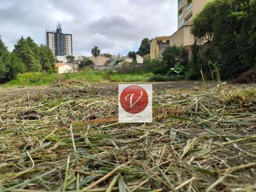 terreno para alugar, 4404 m² por r$ 27.000/mês - vila vivaldi - são bernardo do campo/sp - te0416