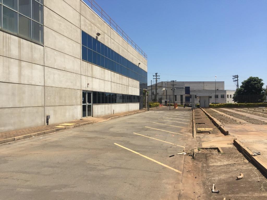 terreno para alugar, 4610 m² por r$ 9.000,00/mês - techno park - campinas/sp - te0200
