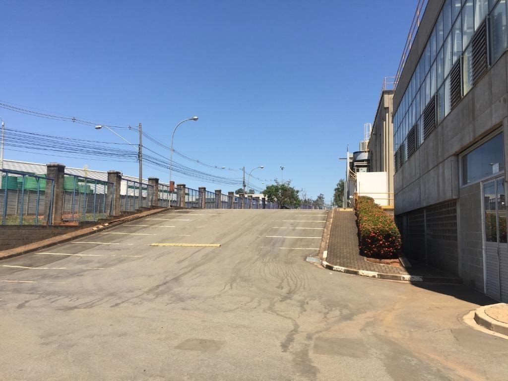 terreno para alugar, 4610 m² por r$ 9.000/mês - techno park - campinas/sp - te0200