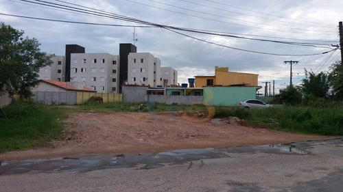 terreno para alugar, 510 m² por r$ 1.000/mês - fragata - pelotas/rs - te0706