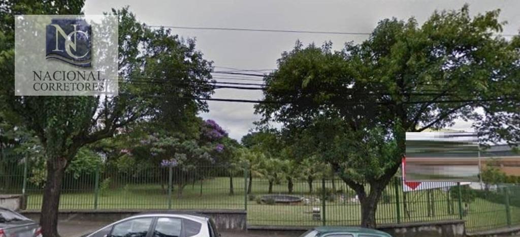 terreno para alugar, 5280 m² por r$ 16.000/mês - rudge ramos - são bernardo do campo/sp - te1022