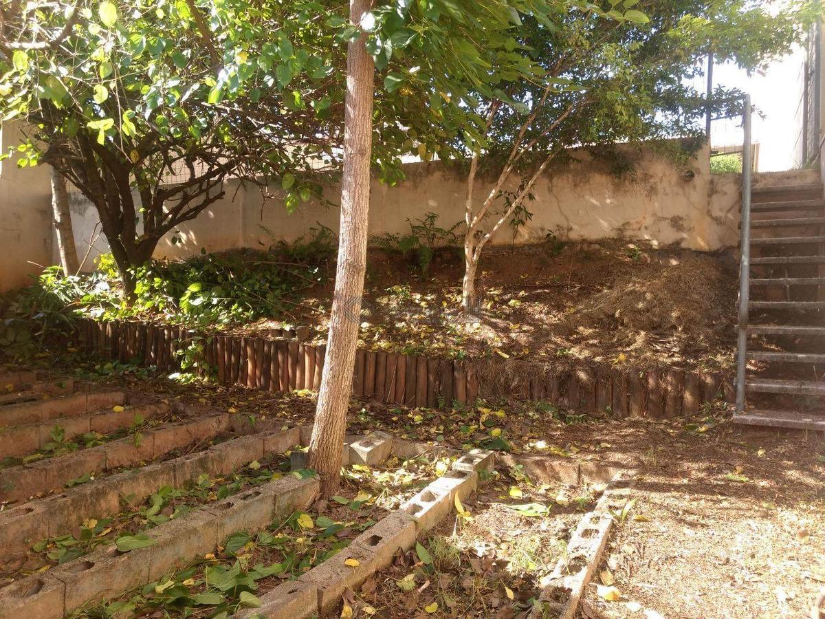 terreno para alugar, 542 m² por r$ /mês - parque campolim - sorocaba/sp - te4813