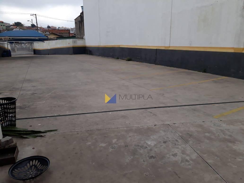 terreno para alugar, 565 m² por r$ 7.000,00/mês - macedo - guarulhos/sp - te0012