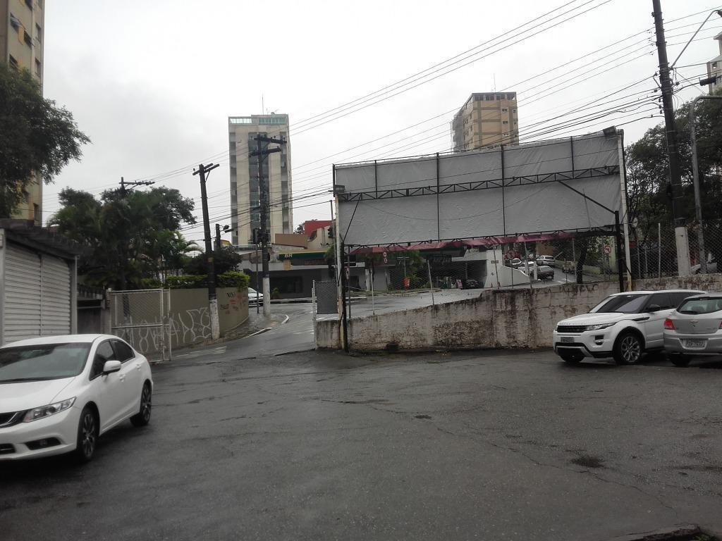 terreno para alugar, 800 m² por r$ 25.000/mês - centro - são bernardo do campo/sp - te4204