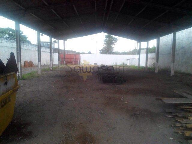 terreno para alugar no bairro xaxim em curitiba - pr.  - 7185-2