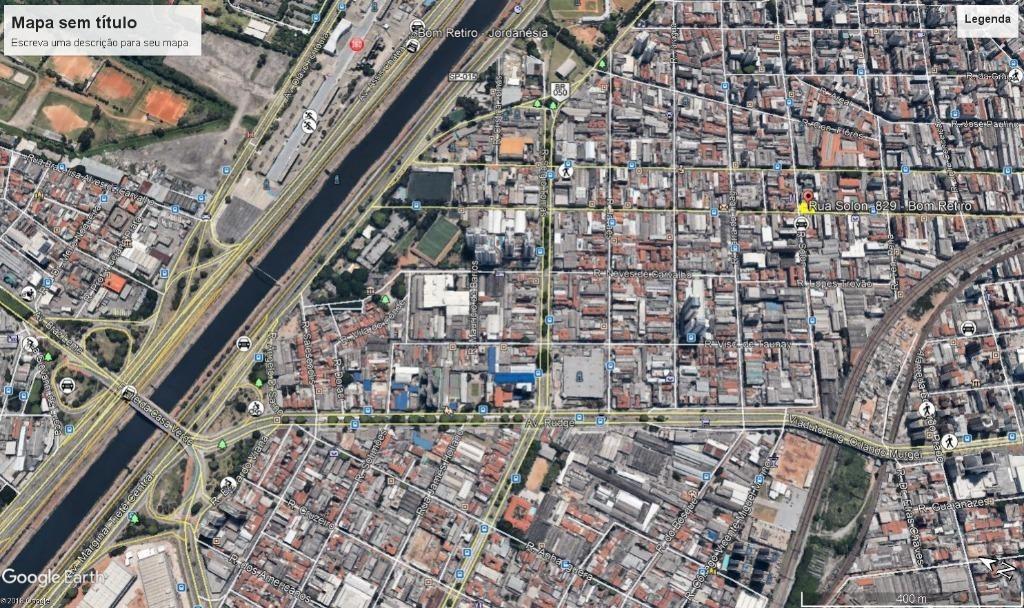 terreno para alugar por r$ 9.000/mês - bom retiro - são paulo/sp - te0029