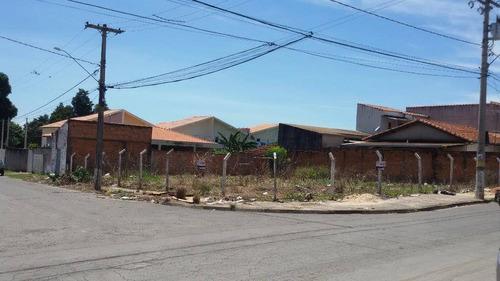 terreno para aluguel em parque residencial regina (nova veneza) - te031620