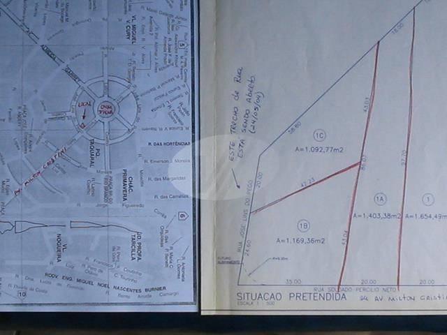 terreno para aluguel em taquaral - te193685