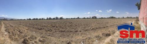 terreno para bodegas en tecamachalco