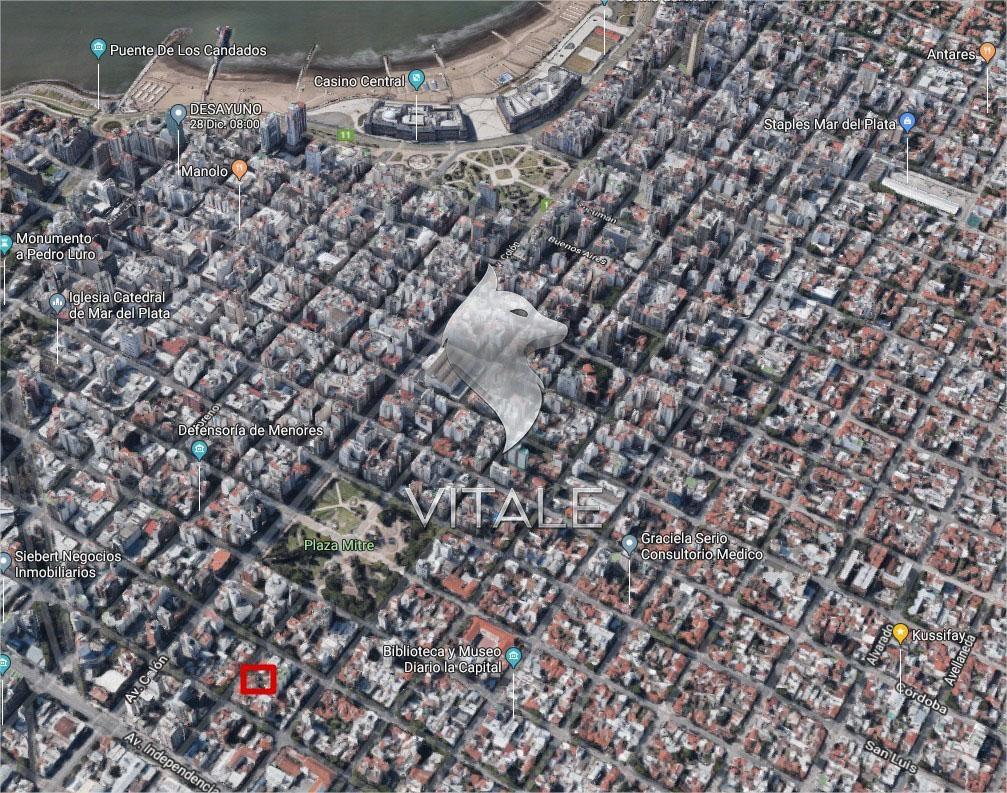 terreno para construccion plaza mitre apto desarrollo