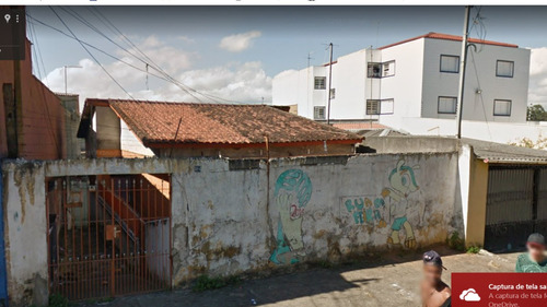 terreno para construção de sobrados ou condomínio de aptos