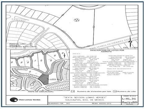 terreno para desarrollador, habitacional condominal 6ta. seccion de l.v.  e.g