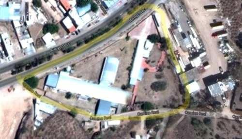 terreno para desarrollo de tipo industrial, de oficinas y comercial