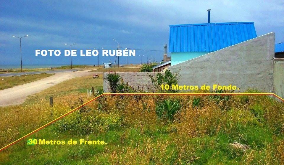 terreno para inversionistas y constructoras frente al mar.