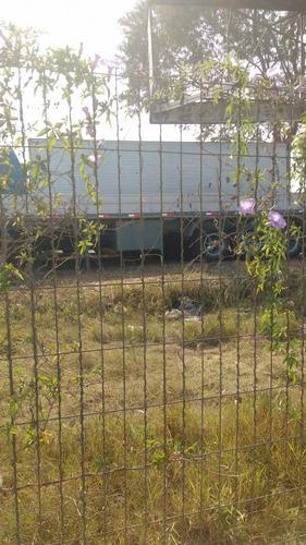 terreno para locação anual no vila industrial em mogi das cr - l400