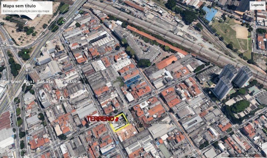 terreno para locação em são paulo, barra funda - 2518loc_2-834567