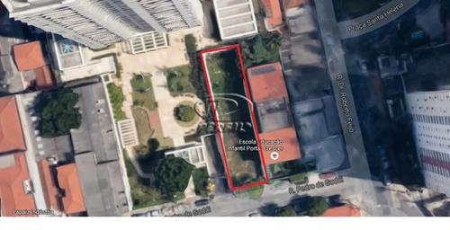 terreno para locação no bairro vila zelina em são paulo â¿ cod: pc273 - pc273