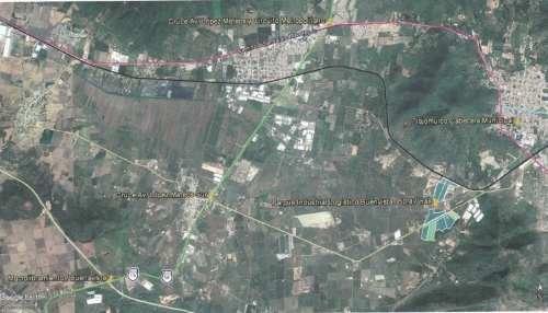terreno para parque industrial en buena vista, tlajomulco