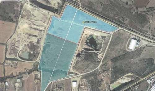 terreno para parque industrial en venta en buenavista, tlajomulco.