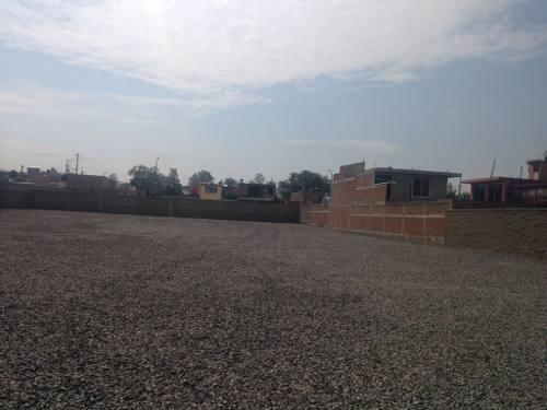 terreno para patio logístico con oficina frente al parque industrial colinas