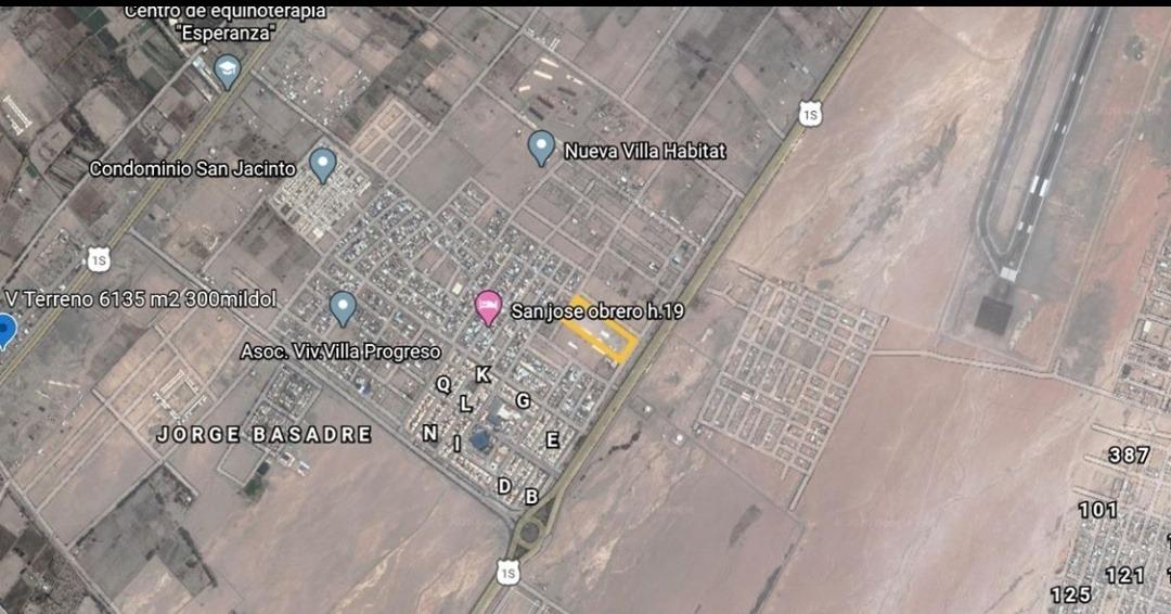 terreno para urbanización