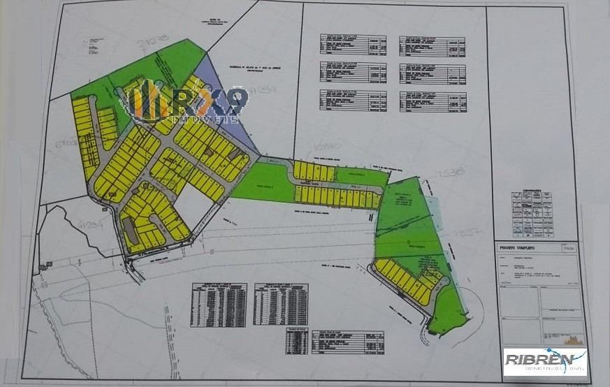 terreno para venda, 0.0 m2, estiva - louveira - 266