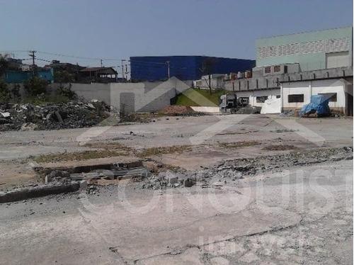 terreno para venda, 10317.0 m2, vila nova bonsucesso - guarulhos - 2354
