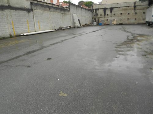 terreno para venda, 1105.0 m2, freguesia do ó - são paulo - 7584