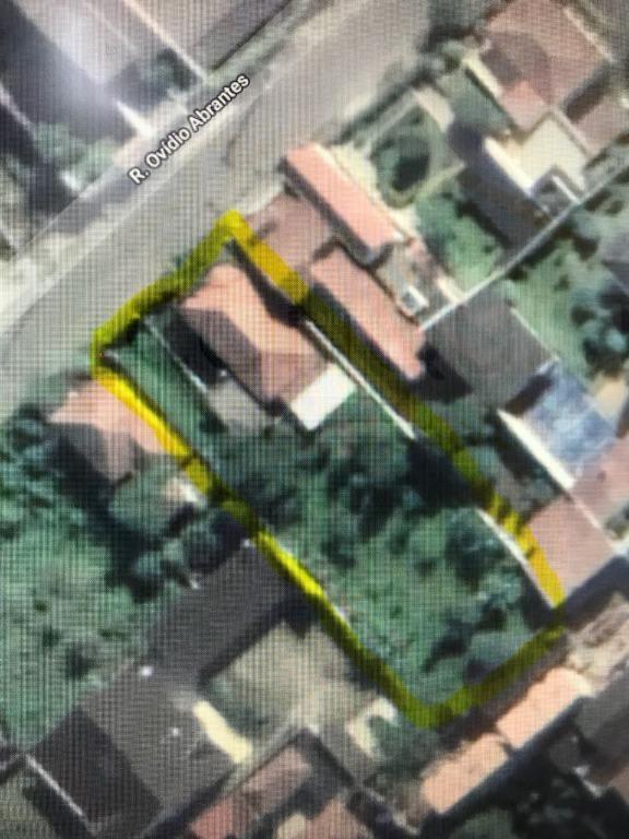 terreno para venda, 1200.0 m2, centro alto - ribeirão pires - 3937