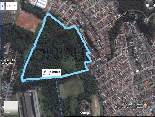 terreno para venda, 12150.0 m2, cooperativa - são bernardo do campo - 3712
