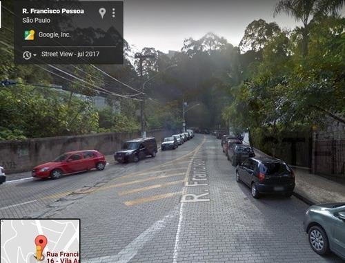 terreno para venda, 1953.0 m2, vila andrade - são paulo - 3819
