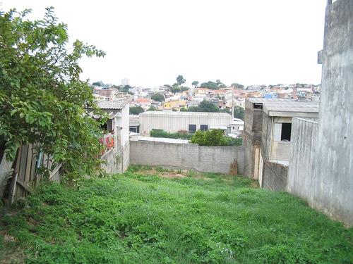 terreno para venda, 276.0 m2, vila zat - são paulo - 5659