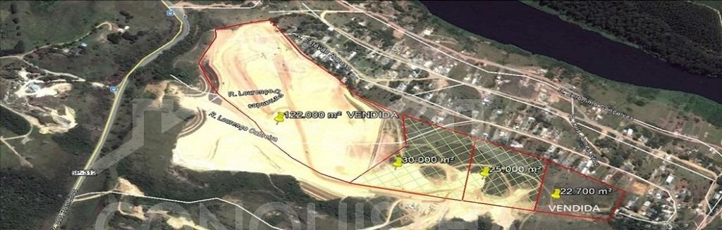 terreno para venda, 30000.0 m2, cristal park - santana de parnaíba - 2351
