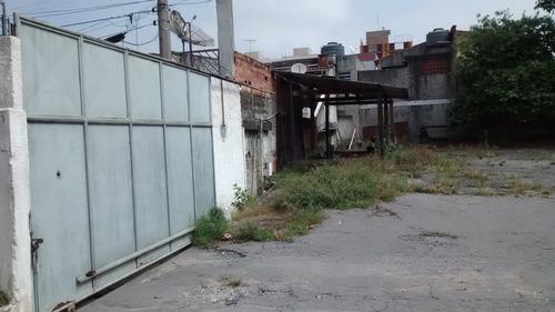 terreno para venda, 3200.0 m2, paulicéia - são bernardo do campo - 1818