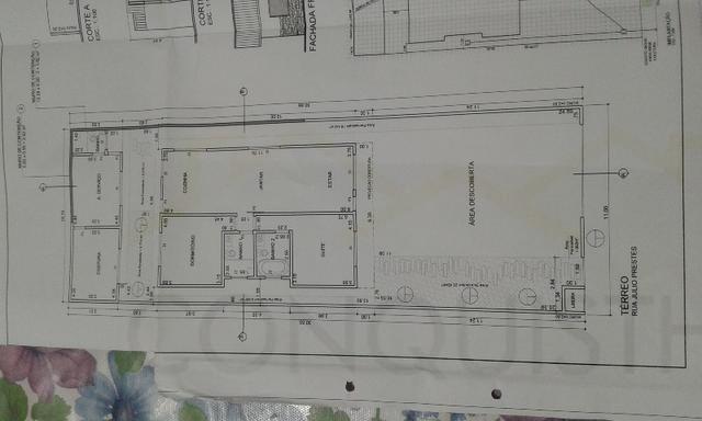 terreno para venda, 335.5 m2, jd. luso - ribeirão pires - 4020