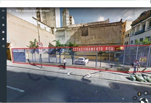 terreno para venda, 35583.0 m2, centro - são paulo - 3824