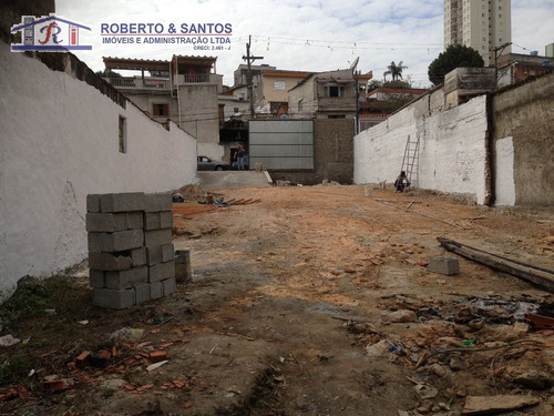 terreno para venda, 648.0 m2, vila amélia - são paulo - 9322