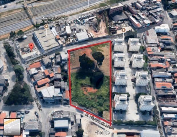 terreno para venda, 6916.0 m2, jardim maria dirce - guarulhos - 3521