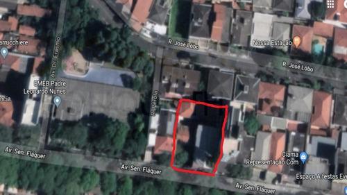 terreno para venda, 700.0 m2, centro - são bernardo do campo - 3960