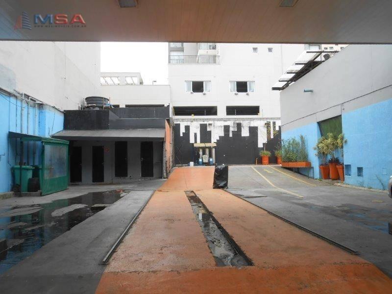 terreno para venda, 959 m² por r$ 8.000.000,00 - barra funda - são paulo/sp - te0113