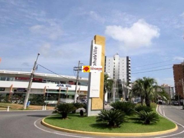terreno para venda alphaville i, salvador , 1.150 m², venda r$ 1.150.000,00. - tot30 - 3495265
