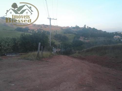 terreno para venda em atibaia, chácaras maringá - 0033-b