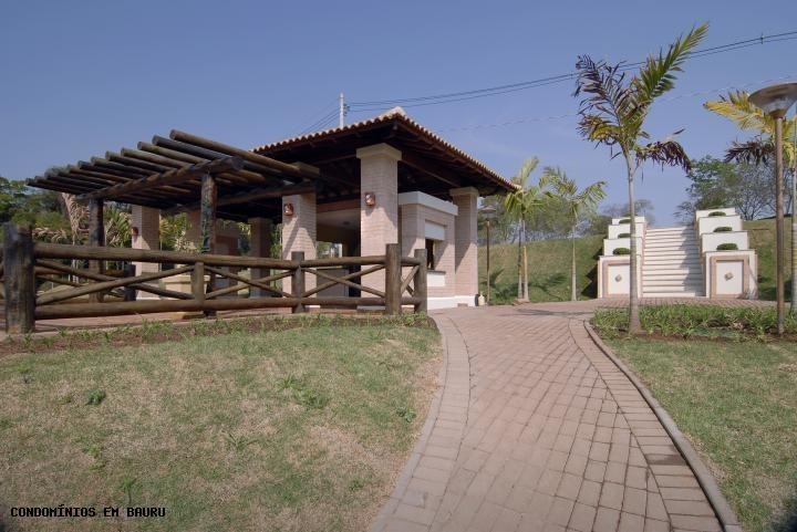 terreno para venda em bauru, residencial spazio verde - 205