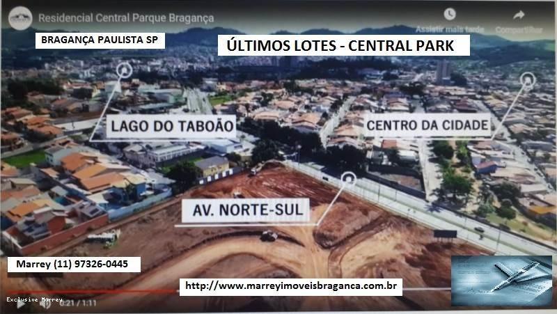 terreno para venda em bragança paulista, últimas unidades a venda - lotes central park - 511_1-1305017
