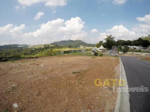 terreno para venda em cajamar - 17656